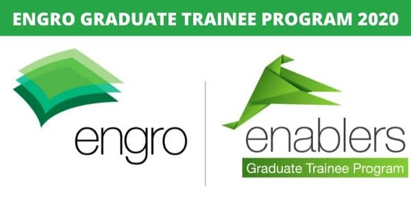 Engro Graduate Trainee Program