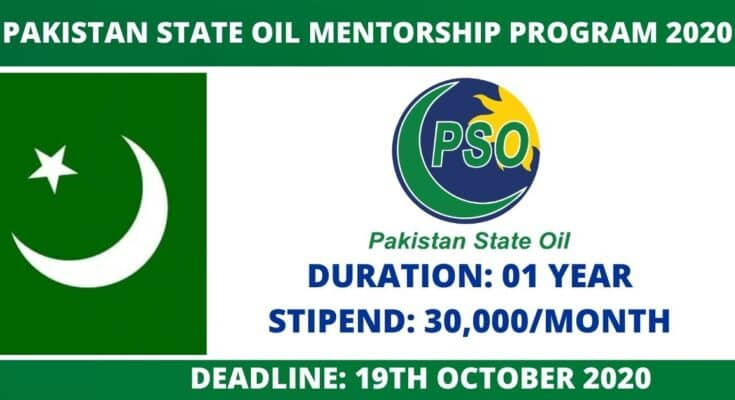PSO Mentorship Program