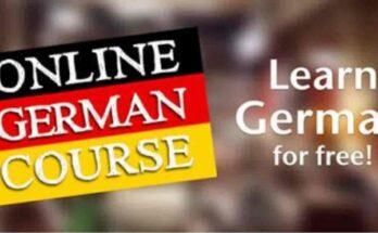 Free German Online Courses