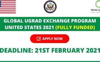 Global UGRAD Exchange Program