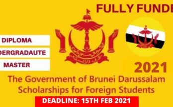 Brunei Darussalam Government Scholarships