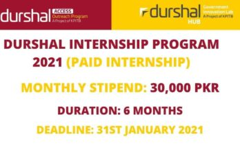 Durshal Internship