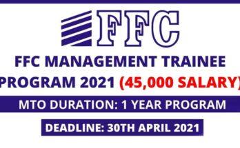 FFC Management Trainee Program