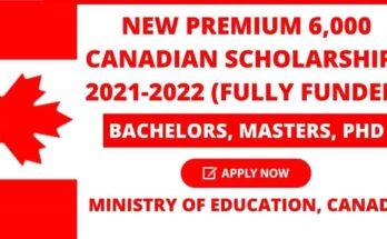 Canadian Scholarships