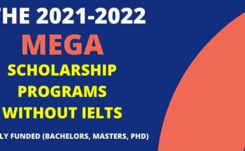 Scholarship Programs Without IELTS