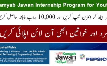 PM Kamyab Jawan Internship Program