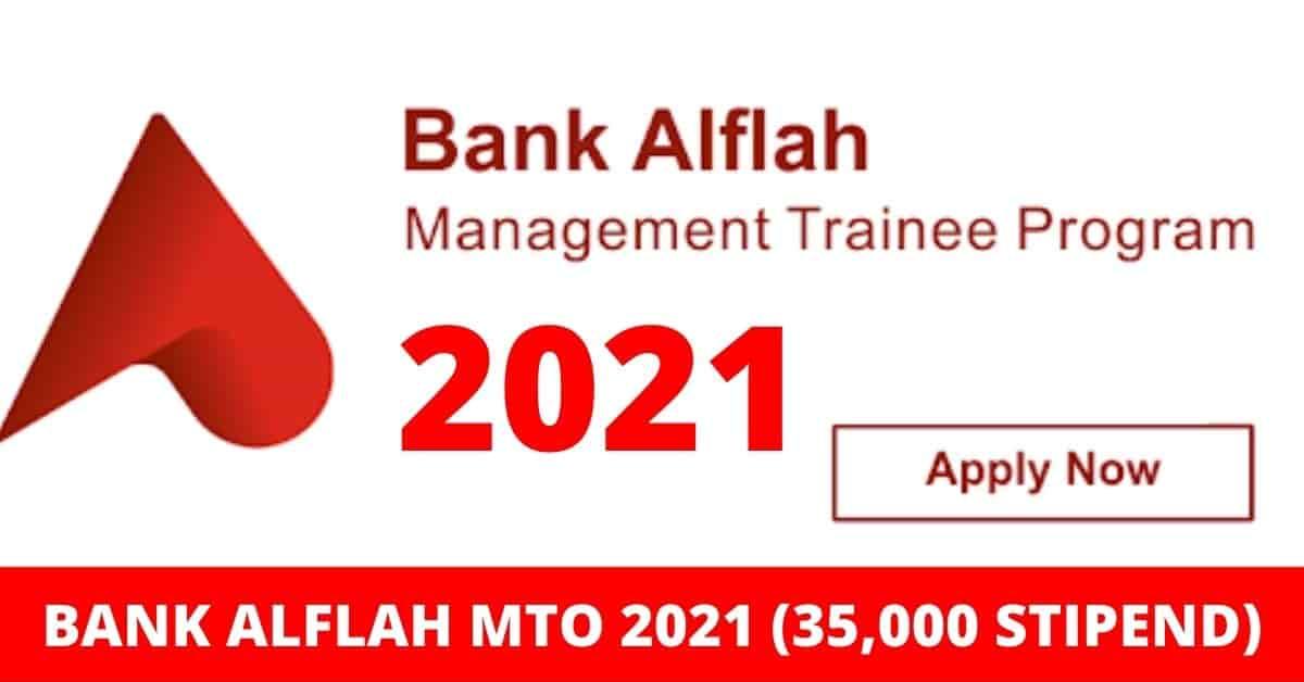 Bank Alfalah Management Trainee Program