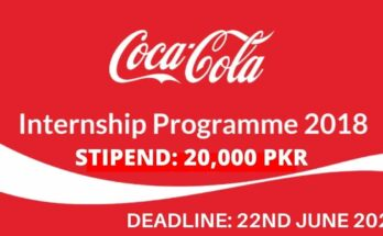 ICCI Coca Cola Summer Internship Program 2021