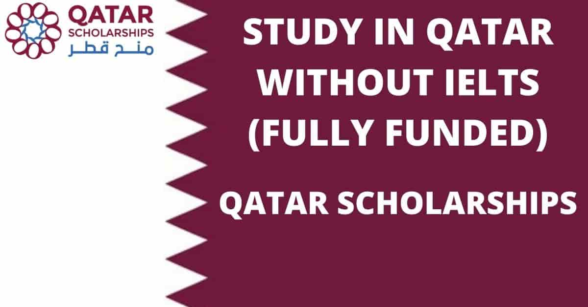 Study in Qatar Without IELTS