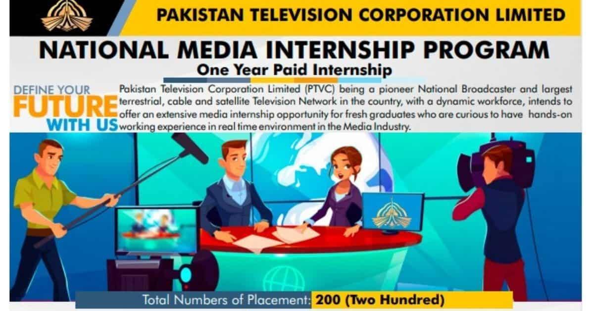 PTV Internship Program 2021
